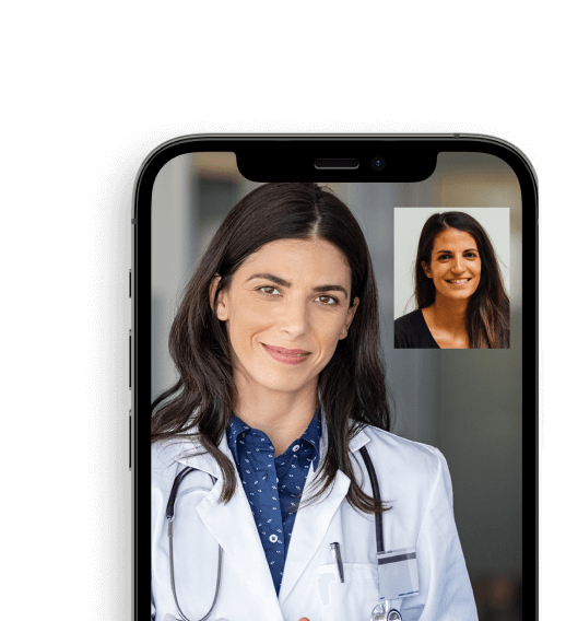 Telehealth Doctor's Visit